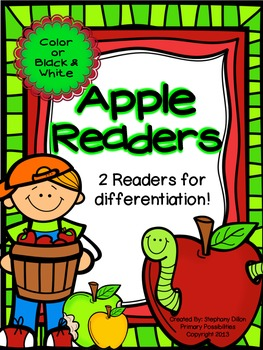 Apple Themed Readers