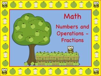 Apple Themed Third Grade Common Core Posters (ELA) Language Arts & Math