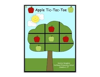 Apple Tic-Tac-Toe