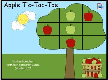 Apple Tic-Tac-Toe: An Active Board Center