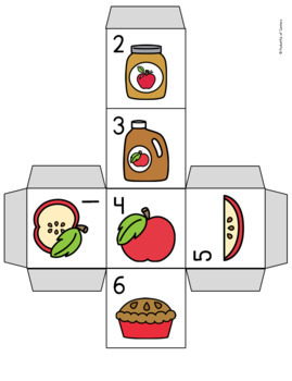 Apple Time Bump! Number Recognition Game