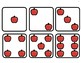 Apple Time Roll and Write Number Formation Activity