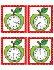 Apple Time to the Minute Scoot Game