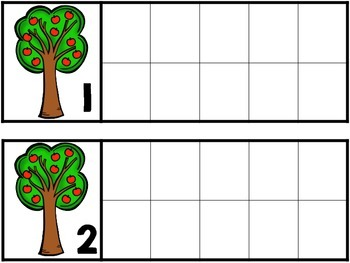 Apple Tree 10 Frames
