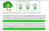Apple Tree: A folk song with rhythm activities