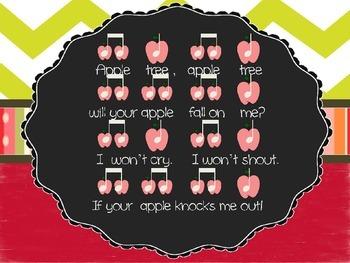 Apple Tree: A song for teaching Ta, Ti-ti, So/Mi/La, & Introducing Low Do