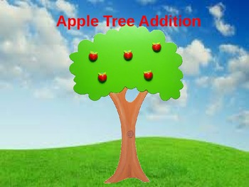 Apple Tree Addition PPT - Addition to 10
