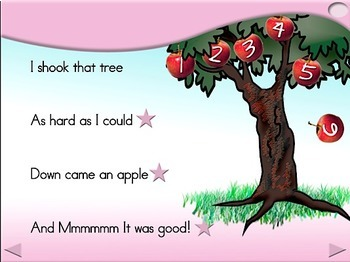 Apple Tree - Animated Step-by-Step Poem