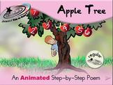 Apple Tree - Animated Step-by-Step Poem - Regular