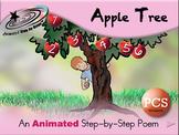 Apple Tree - Animated Step-by-Step Poem - PCS