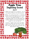 Apple Tree Beginning Sound Sort