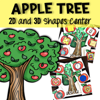 Apple Geometry Center - 2D and 3D Shapes
