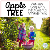 Apple Tree - Children's Fall Song with Orff Accompaniment