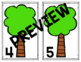 Apple Tree Counting Cards