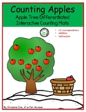 Apple Tree Differentiated Counting Mats