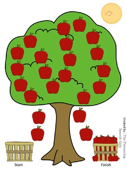 Apple Tree Game {An open ended game}