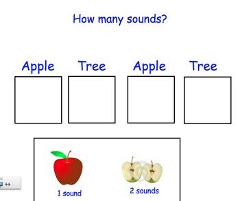 Apple Tree Iconic Music Notation Smart Board Activity