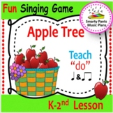 Apple Tree {Kodaly Song to Teach  ti-ti, ta & do}