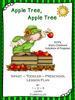 Apple Tree Lesson Plan - ECIPs - Week 2
