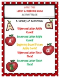 Apple Tree Letter & Beginning Sounds Activity Pack