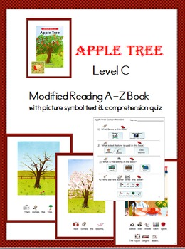 Apple Tree - Level C (Reading A-Z) Modified Book & Comprehension