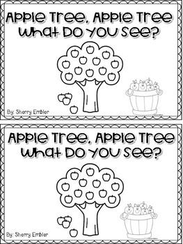 Apple Tree Life Cycle Book