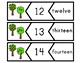 Apple Tree Number Puzzles 0-20