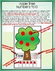 Apple Tree Numbers 1-10