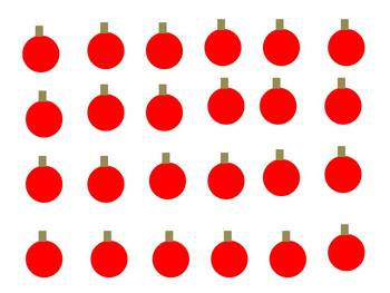 Apple Tree Numbers - Explore Numbers with red and green apple combos