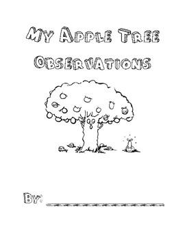 Apple Tree Observation Journal