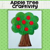 Apple Tree Printable Craftivity Template