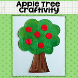 Apple Tree Printable Craftivity Template