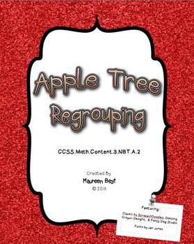 Apple Tree Regrouping