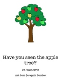 Apple Tree Repetitive Text