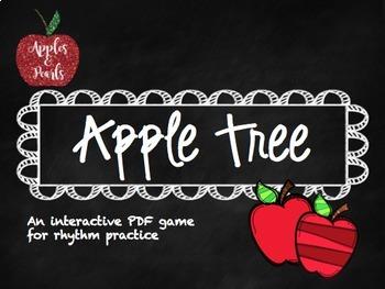 Apple Tree Rhythm Game