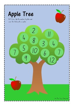 Apple Tree Roll and Cover
