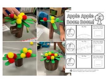 Apple Tree STEM Activity-Primary Level