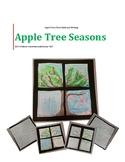 Apple Tree Seasons Craft and Writing