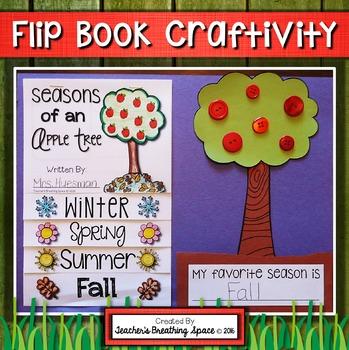 Apple Tree Seasons --- Seasons of an Apple Tree Flip Book