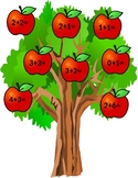 Apple Tree Simple Addition