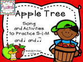 Apple Tree: Song for La & Quarter/Eighth Notes in the Kodaly and Orff Classroom
