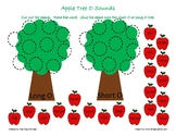 Apple Tree Sorting: Long and Short O Sounds