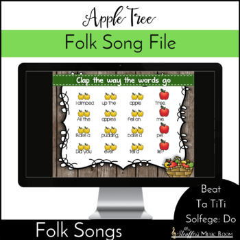 Apple Tree {Steady Beat} {Ta TiTi} {Do}