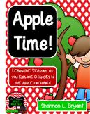 Apple Tree Study (Simple Science Fun!)