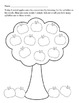 Apple Tree Syllable Sort - A Syllable Sorting Game