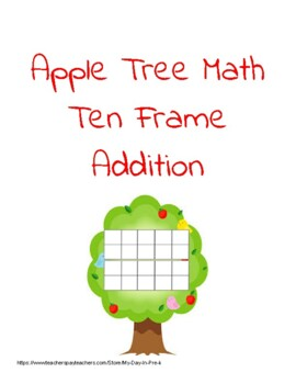 Apple Tree Ten Frames