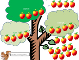 Apple Tree Themed Formative Assessment