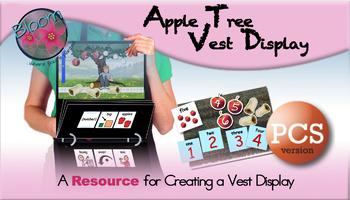 Apple Tree - Vest Display - PCS