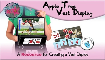 Apple Tree Vest Display - SymbolStix