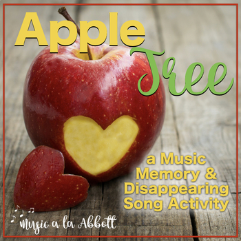 Apple Tree: a Music Memory and Disappearing Song Activity